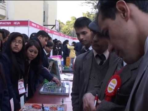 Trinity SciTech & Management Expo Part 2