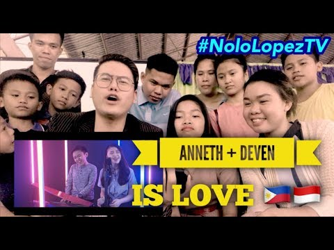 Filipinos in Love w/ Anneth + Deven = Like I'm Gonna Lose You | Nolo Lopez TV