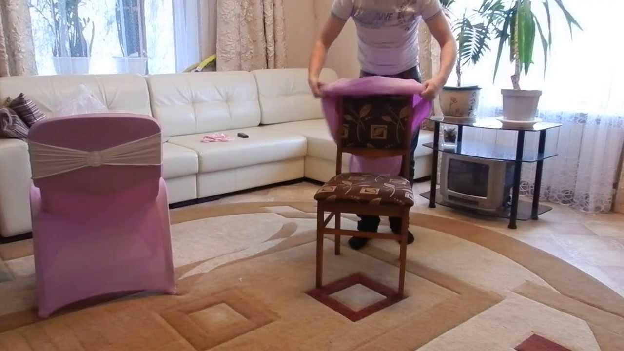 5 способов украсить стулья к Новому году своими руками (новогодние .