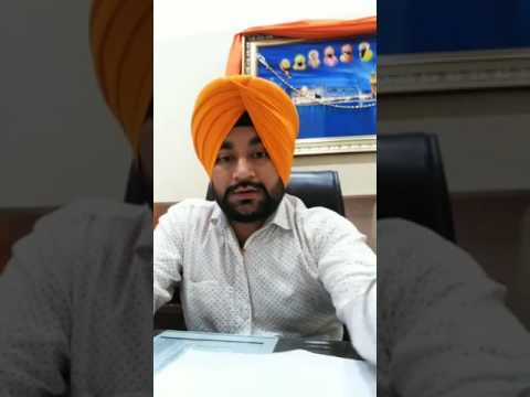 Live Study Visa Discussion with Mr. Sukhchain Singh Rahi- RS Global