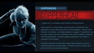 Batman: Arkham Origins - Official Copperhead Reveal Trailer