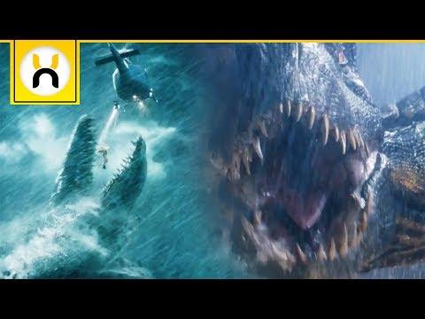 Jurassic World: Fallen Kingdom Final Trailer BREAKDOWN