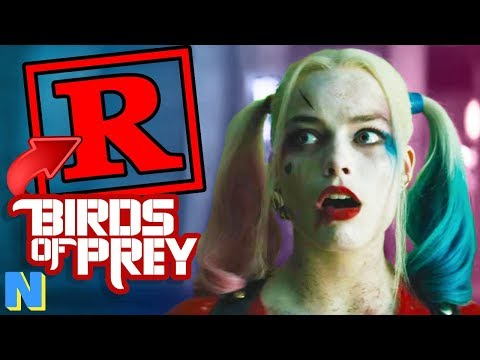 Margot Robbie Wants Birds of Prey/Harley Quinn Movie to Be Rated R| NW News Mp3