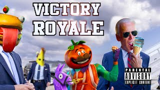 Number 1 Victory Royale - Biden Sings Chug Jug With You For The 2021 State Of The Union, & Tomato To