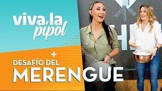 Pamela Díaz y Rocío Marengo hicieron reír con desafío de cocina - Viva La Pipol