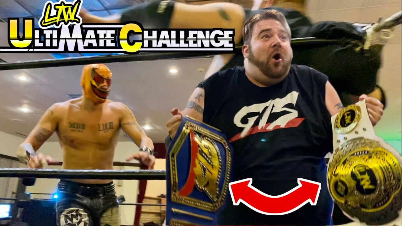 Due to Health Issues…MY LAST MATCH EVER!? ULTIMATE CHALLENGE Grim Vs Violence TITLE for TITLE!