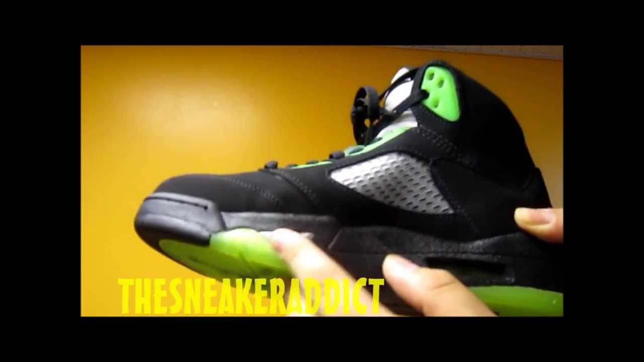 087697147af2 Air Jordan Black Quai 54 Friends   Family V 5 Sneaker Review W   DjDelz -  YouTube