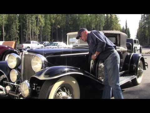 1931 Cord L 29 Cabriolet - Fountainhead Museum - Fairbanks Alaska