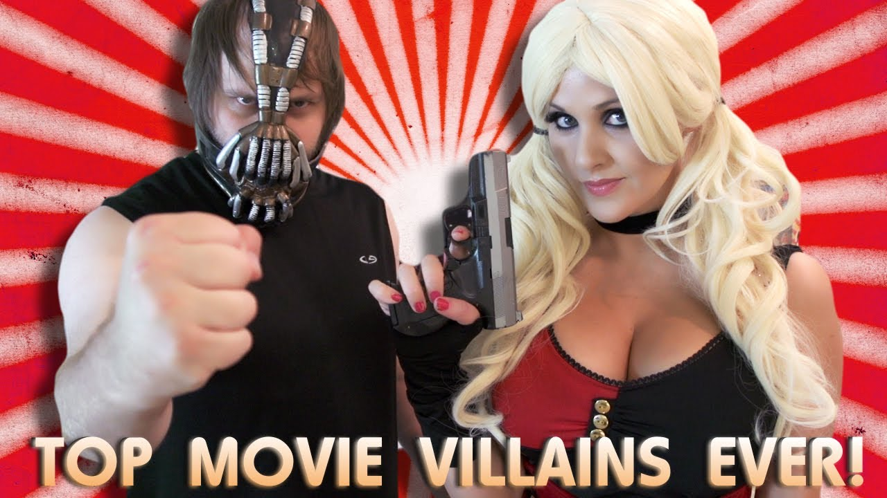favorite movie villains of all time screen team says 1