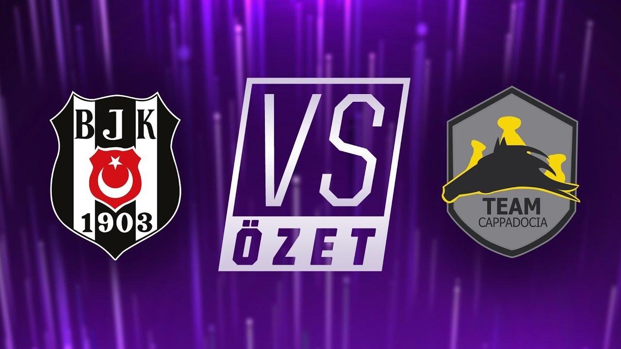 BJK vs CAP 2. Maç Özeti (Yarı Final) Videosu