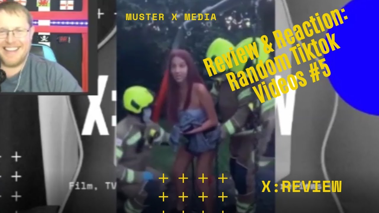 Review and Reaction: Random TikTok Videos #5