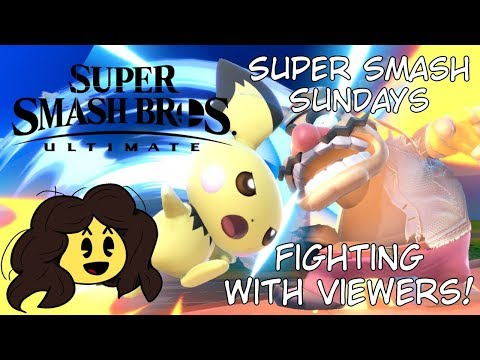 Online Viewer Matches! - Super Smash Bros. Ultimate - Super Smash Sundays thumbnail