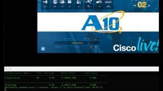Principales funcionalidades de Thunder ADC (Cisco Live Cancun 2015)