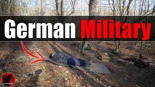 German Elephant Skin Groundsheet – Military Classic Surplus