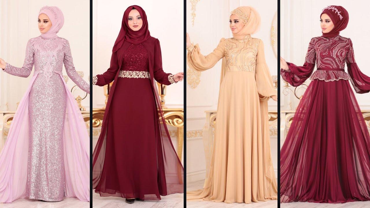 0ef47663cc955 #Tesettür #Island 2019 #Abiye Modelleri (180 ABİYE) | HIZLI GALERİ - FAST  GALLERY | #Hijab #Dress