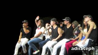 Worldwide (Spanish Version) - Big Time Rush Monterrey México 26 Sept.