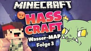 Minecraft HASSCRAFT Unter-Wasser Map! #03 | ungespielt