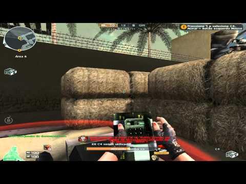 PróNubs...Apresentação Barrett M82A1 Dragão Predador Vip