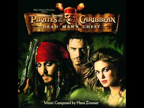 Pirates of the Caribbean: Dead Mans Chest Soundtrack  01 Jack Sparrow