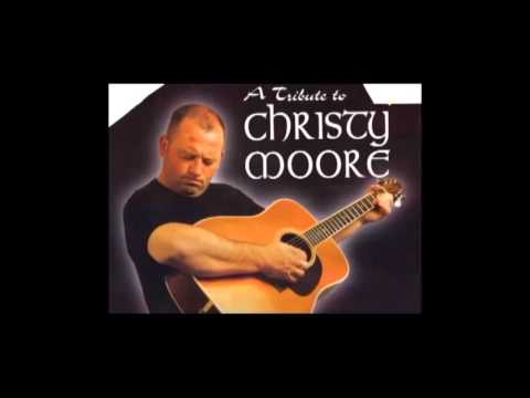 Christy Moore - The blue album