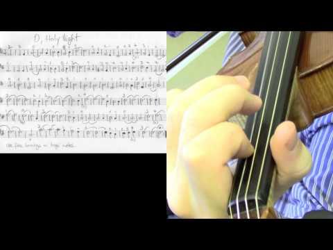 "Practicing Companion - Play ""O Holy Night"" on violin"