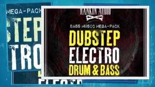 Dubstep Electro and Drum Bass Samples - Rankin Audio Bass Music Mega Pack