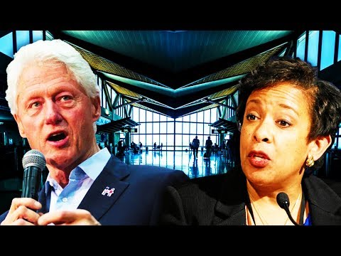 Texas Rep. Claims Bill Clinton Threatened To 'Vince Foster' Loretta Lynch