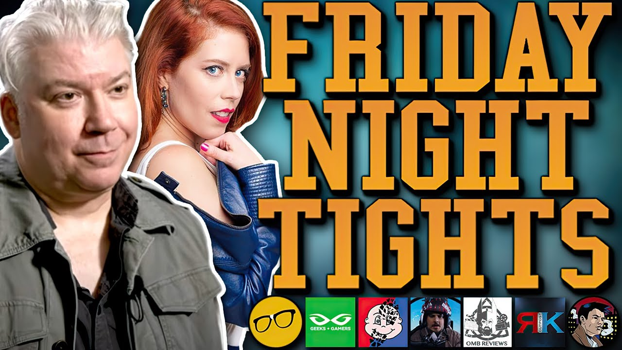 Download Squid Game | LOTR and Diversity - Friday Night Tights with Chris Gore and Chrissie Mayr
