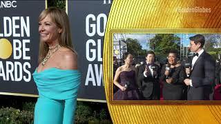 Ken Jeong Red Carpet Interview - Golden Globes 2019