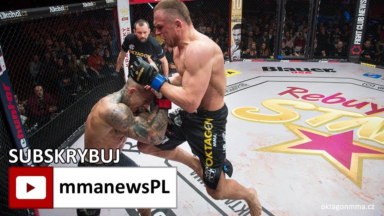 Radziszewski nie zgadza się z zatrzymaniem walki z Gaborem Borarosem i liczy na rewanż
