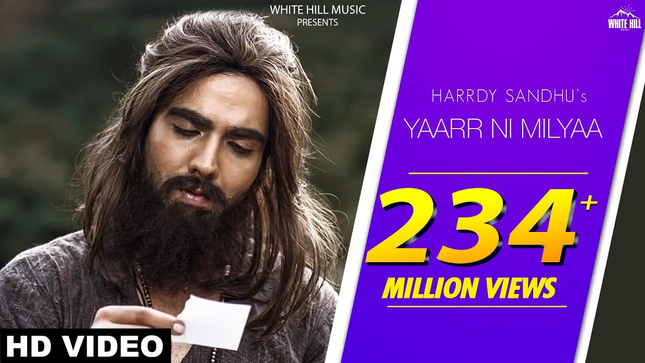 Yaarr Ni Milyaa (Full Song) Hardy Sandhu | B Praak | Jaani | Arvindr Khaira | New Punjabi Songs 2018 #1