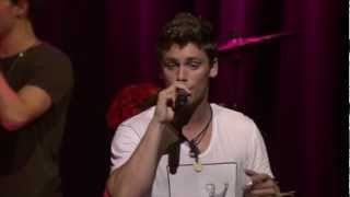Bastian Baker - Love Machine (live @ Montreux Jazz Festival 2012)