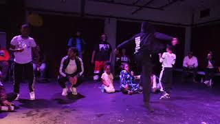 BTD Show | Gauntlet Tag Team Battle: Championship Battle | Baltimore Club , Majorette