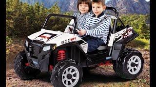 Детский электромобиль Polaris RZR 900 на triagroup.com.ua(, 2015-03-12T08:41:40.000Z)