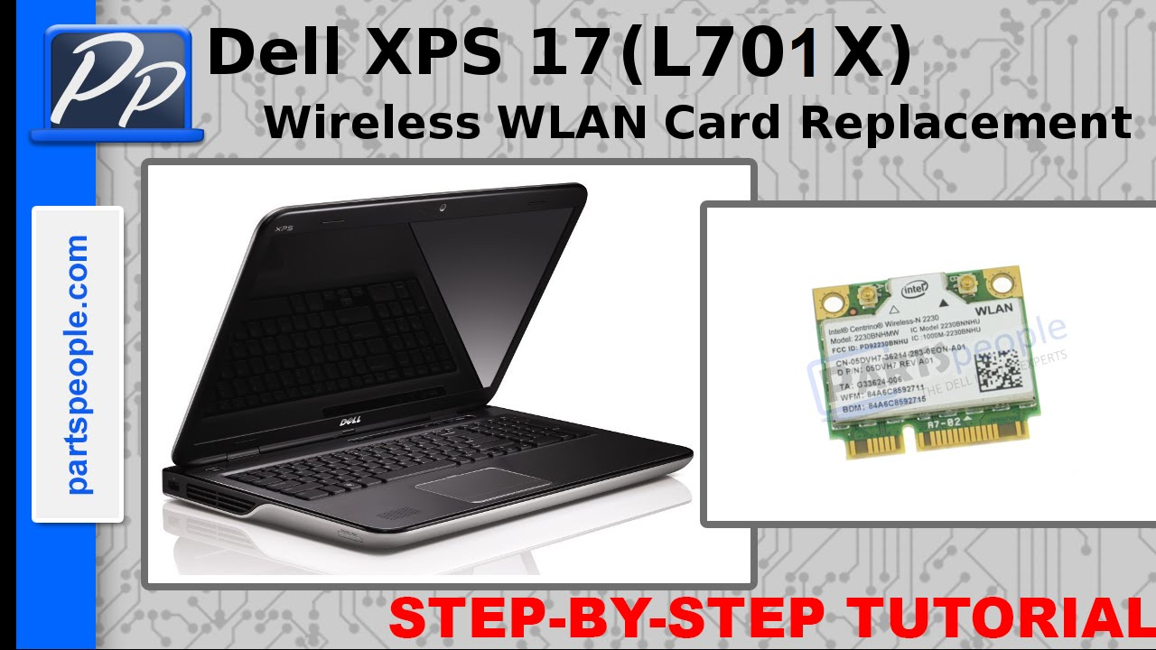 Dell Inspiron XPS Wireless WLAN Card Driver FREE