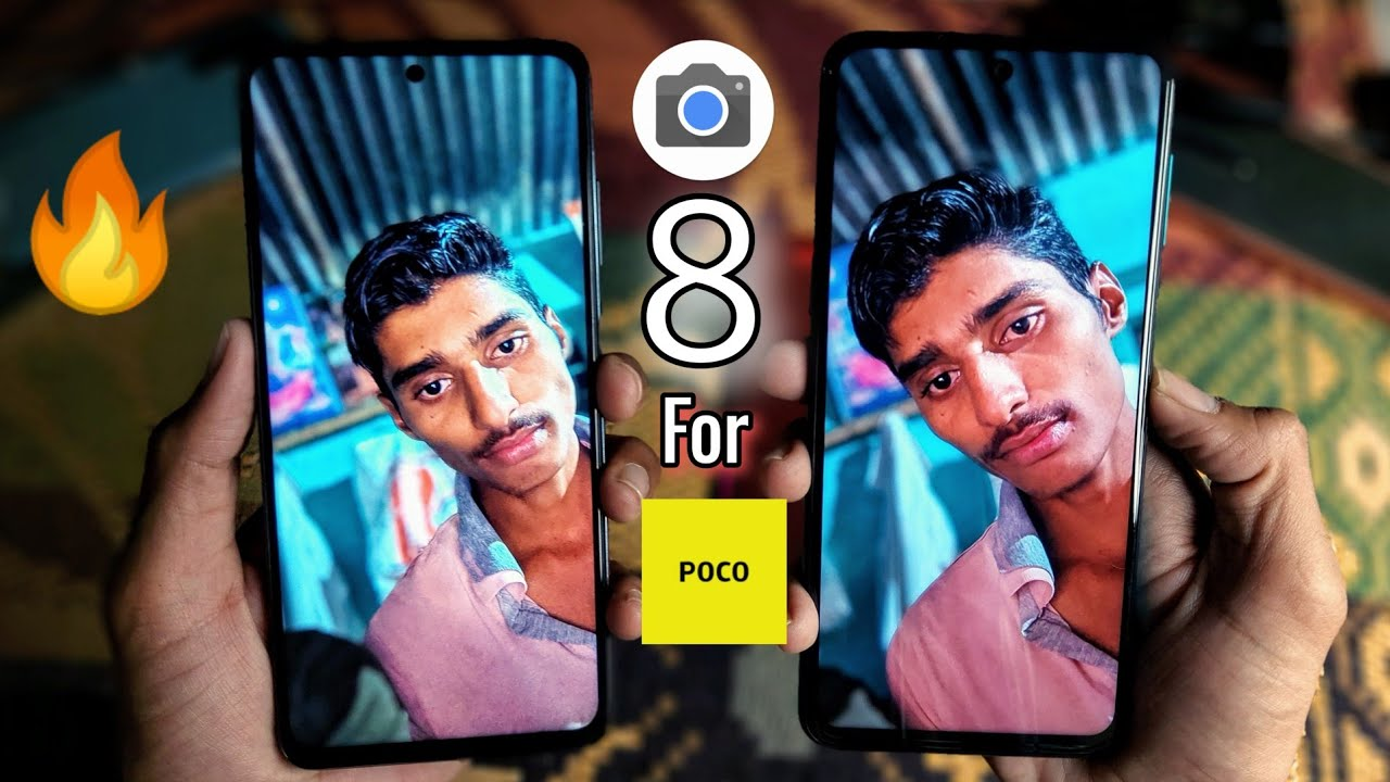 Download Gcam 8.0 For Poco Phones Download Now + Awesome Potrait MODE