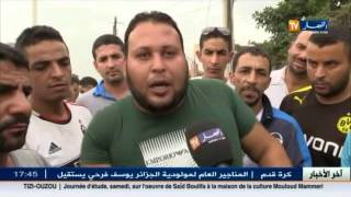 حي الرملي ..مئات العائلات المقصية تقدم طعونها وسط الاحتجاجات !!