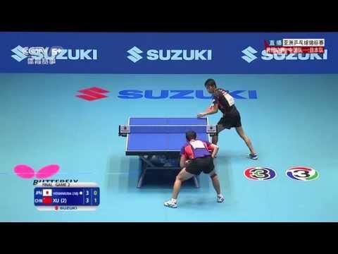 2015 Asian Championships MT-Final: CHINA Vs JAPAN [HD1080p] [Full Match/Chinese]