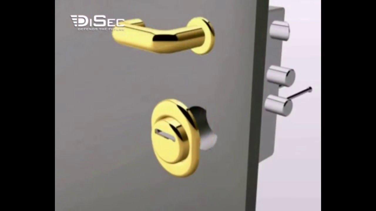 Erre emme srl come aprire una porta blindata con serratura - Doppia serratura porta blindata ...