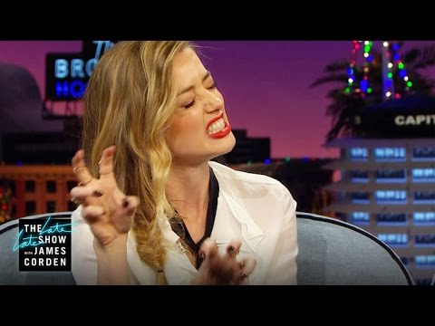 Amber Heard Has a Ballet Claw streaming vf