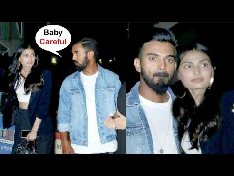 KL Rahul Protective For Girlfriend Athiya Shetty At Dinner Date Mp3