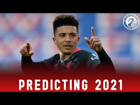 Salah out, Sancho in: Predicting Liverpool's 2021