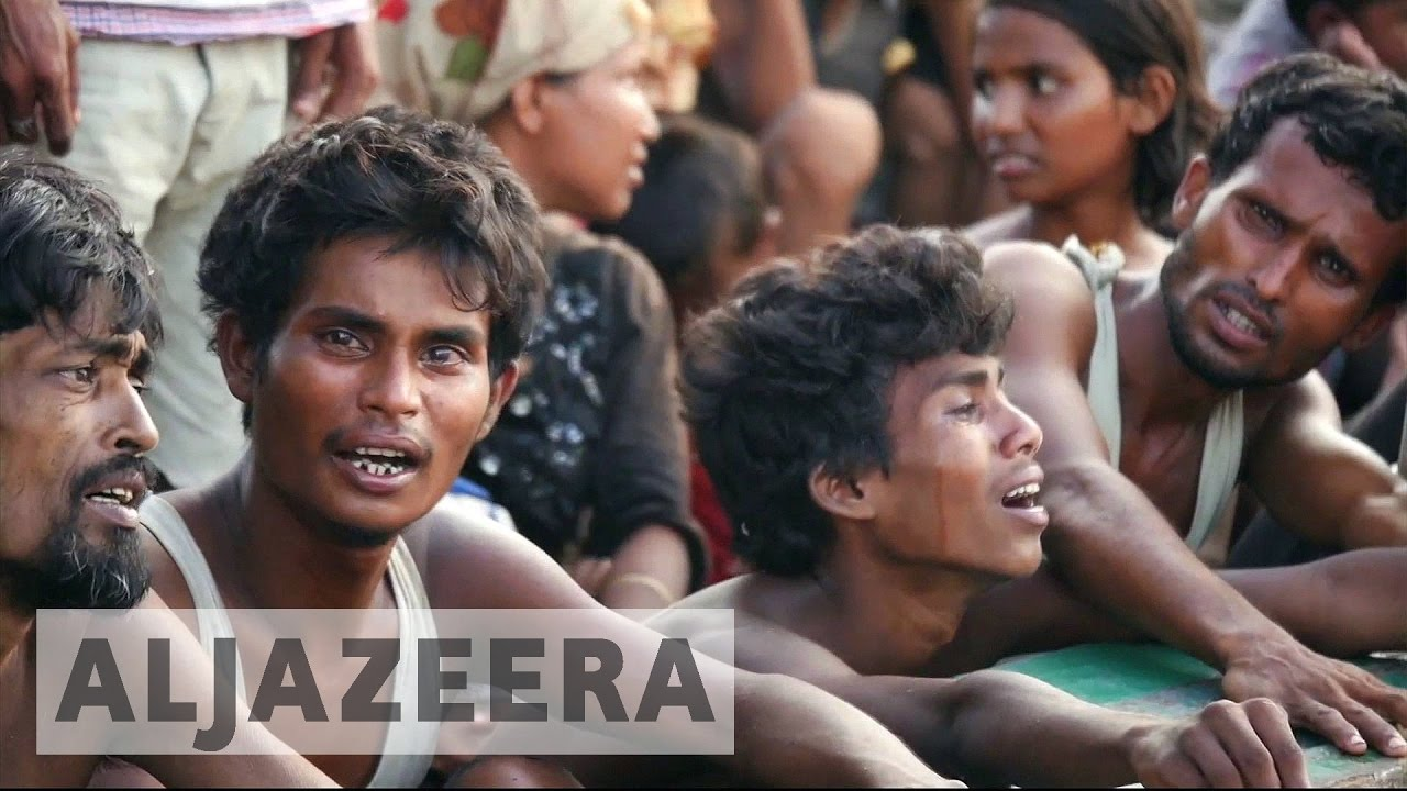 Myanmar under pressure to act on Rohingya plight