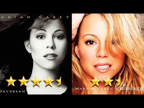 Mariah Careys s Ranked Best To Worst By Critics Reviews