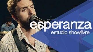 """""""Melancholia"""" - Esperanza no Estúdio Showlivre 2014"""