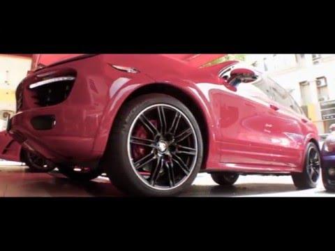 Porsche Cayenne GST BellOf 6500k HID And LED Light Upgrade