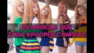 Video MUSICAS QUE TODO KPOPPER CONHECE (OU NÃO) download MP3, 3GP, MP4, WEBM, AVI, FLV Maret 2018
