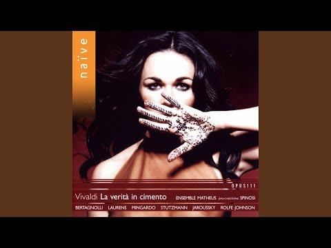 La Verità In Cimento, RV 739, Sinfonia: I. Allegro