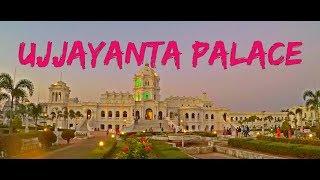 Inside Royal Ujjayanta Palace Agartala , Tripura HD | North East India