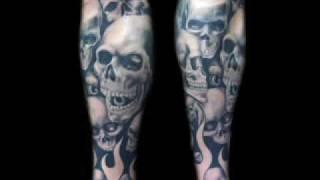 Andy Engel Tattoo 1